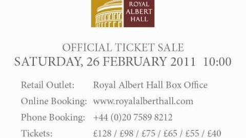 Joey Yung Live at the Royal Albert Hall London 2011