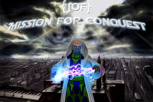 JoF Mission for Conquest poster