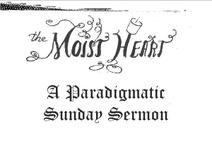 A Paradigmatic Sunday Sermon