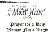 Commemorative Prayer for a Holy Woman Not a Virgin