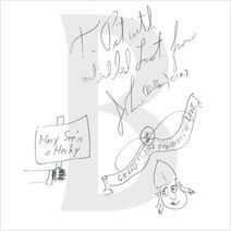 The Pedant and the Shuffly autograph 001