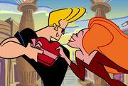 Johnny-Bravo New Girlfriend