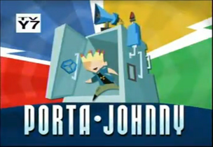 2009-11-10 - Episode 401b - Porta Johnny
