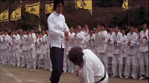 Bruce Lee vs O'hara - Enter the Dragon