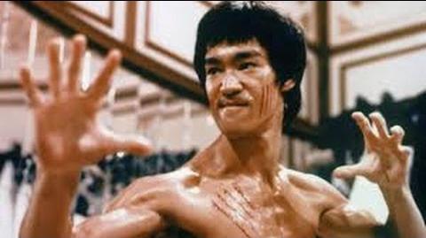 """Super fight-Chen Zhen- Bruce Lee against Japanese """"Hongkou"""" dojo"""