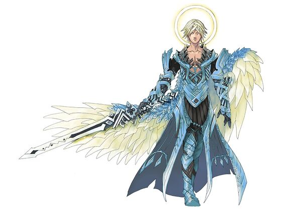 Zacri Angel Armor