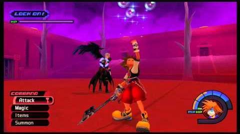 Kingdom Hearts HD 1