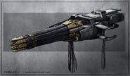 Zacri Gatling Gun