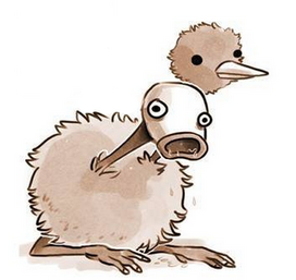 I+love+how+the+doduo+head+looks+like+it+s+contemplating+ d9f2cabedf719ef65522dc57d8348a7e