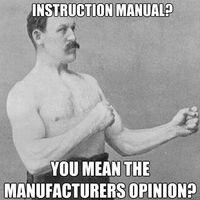 Omm-instruction-manual