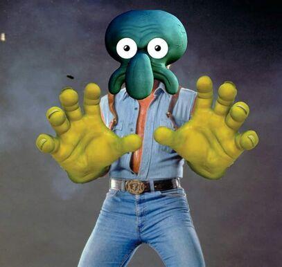 Skod Norris Popo Shrek