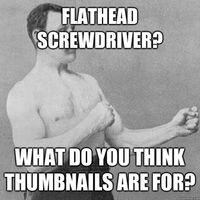Omm-flathead-screwdriver