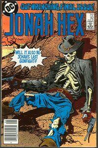 Jonah Hex v.1 92