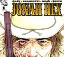 Jonah Hex comic book (2006-)