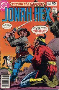 Jonah Hex v.1 39
