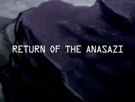 Return of the Anasazi title card