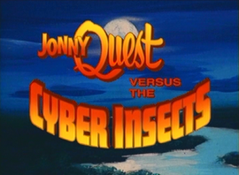 Cyber Insects title card