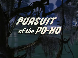 Pursuit of the Po-Ho title card