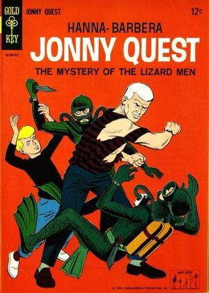 JQ (Western) issue 1 cover