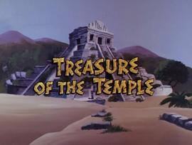 Treasure of the Temple title card