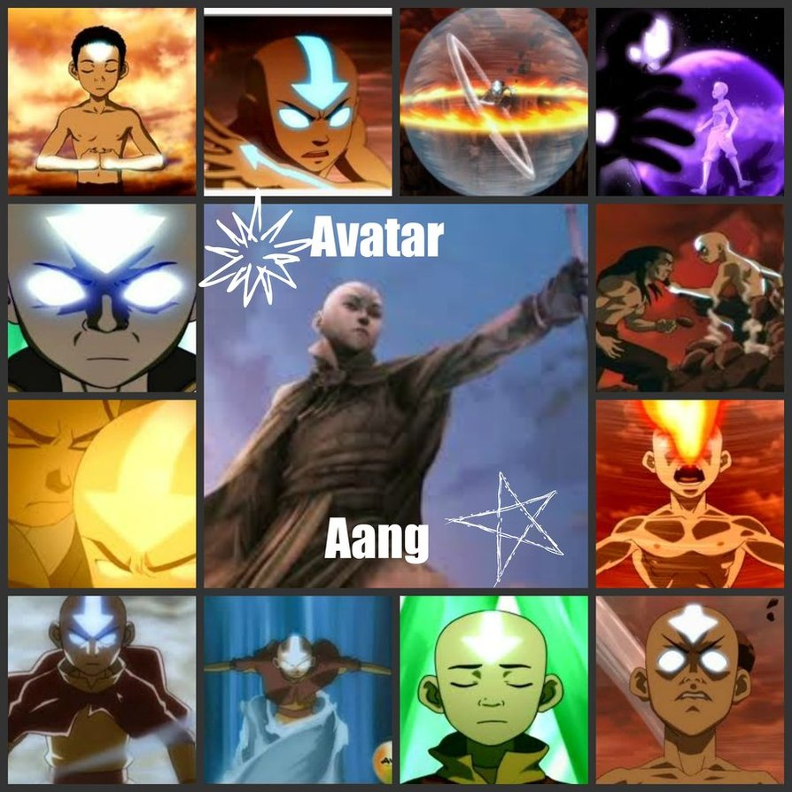 Movie Avatar State Aang: Avatar State Aang By Felixia Mew-d4x3ssa.jpg
