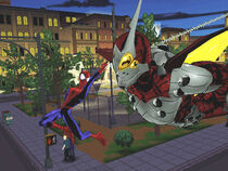 Ultimate spider-man game 2
