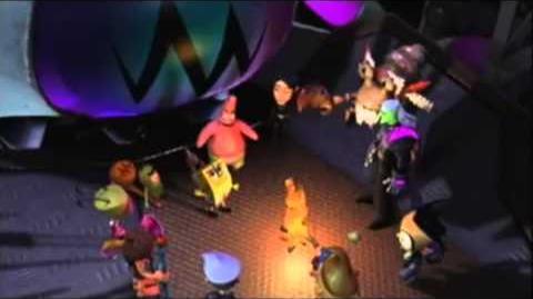 Talking Games Story of SpongeBob SquarePants featuring Nicktoons Globs of Doom