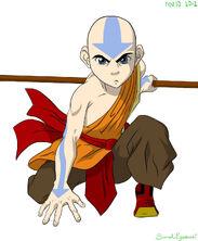 Avatar aang by swazilan-d5kpi2f
