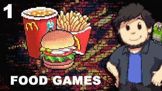 Food Games (PART 1) - JonTron