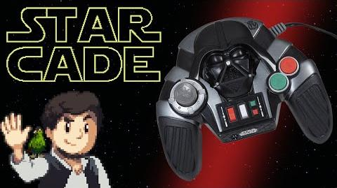 JonTron's StarCade- Episode 7 - Star Wars Plug and Play