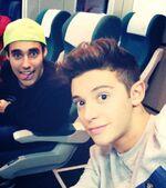 Jorge and ruggero