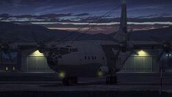 Jormungand plane