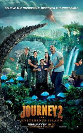 Journey 2 Poster