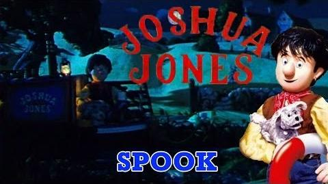 Joshua Jones - Spook