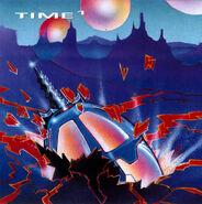 Time³DiscOneCover