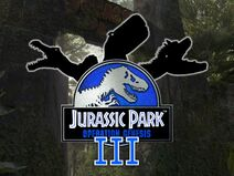 Jurassic Park Operation Genesis 3 Logo