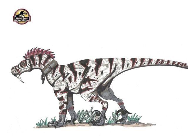 File:671px-Chaos effect lycaraptor by hellraptor-d3b9bi7.jpg