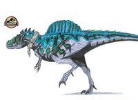 672px-Jurassic park Spinorex by hellraptor