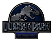Spinoman1 Fan Made Jurassic Park IV- Waterworld Logo
