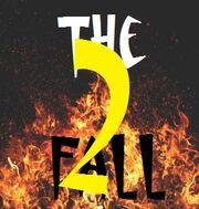 The fall 2 logo
