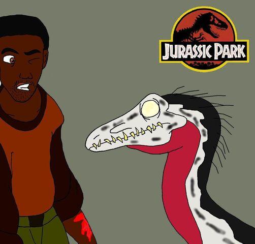 File:Jurassic Park Sunset 2 by DsKoRn (2).jpg