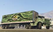 Jurassic Park Trailer Truck