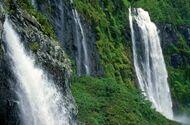Waterfall site B