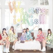 We Are i☆Ris!!! Type B
