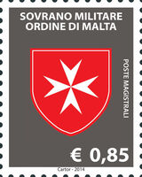 Sovereign Military Order of Malta 2014 The Maltese Cross d