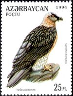 Azerbaijan 1994 Birds of prey d