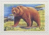 Ireland 1999 Extinct Irish Animals f