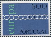Portugal 1971 Europa a