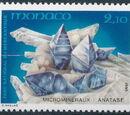 Monaco 1990 Mercantour National Park - Micro-Minerals