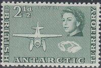 British Antarctic Territory 1963 Definitives e